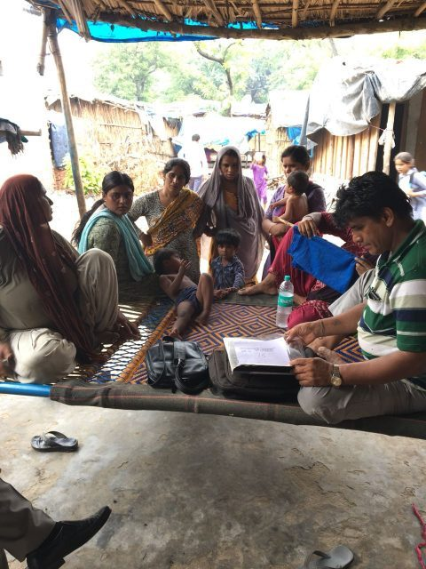 Pak Hindu Refugees in Delhi