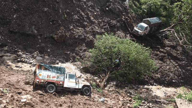 Uttarakhand Landslide 2019