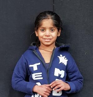 Ramkali Pak Hindu Refugee Child