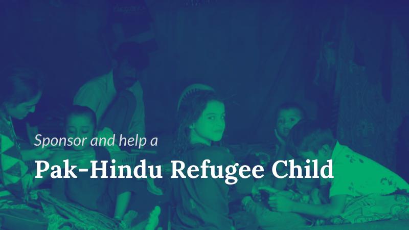 Sponsor a Refugee Child