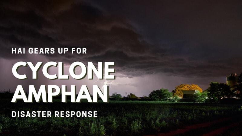 HAI Cyclone Amphan