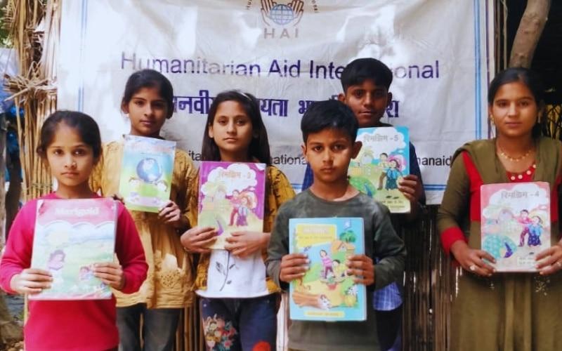 HAI NGO helping Pak Hindu refugees with education