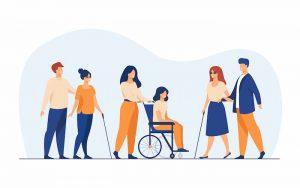 help blind people
